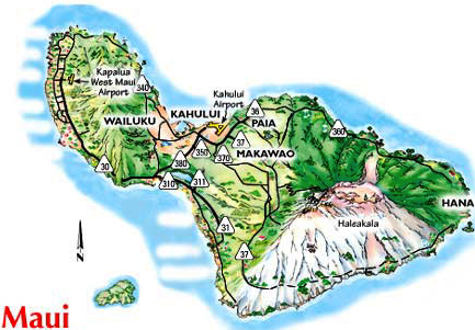 Our Lahaina snorkeling trips leave from Lahaina Harbor on Historic Front Street.