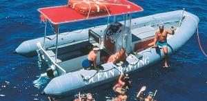snorkelers on Maui