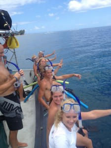 full day maui snorkel trips to the island of Lanai.