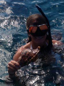 snorkel around the island of Lanai