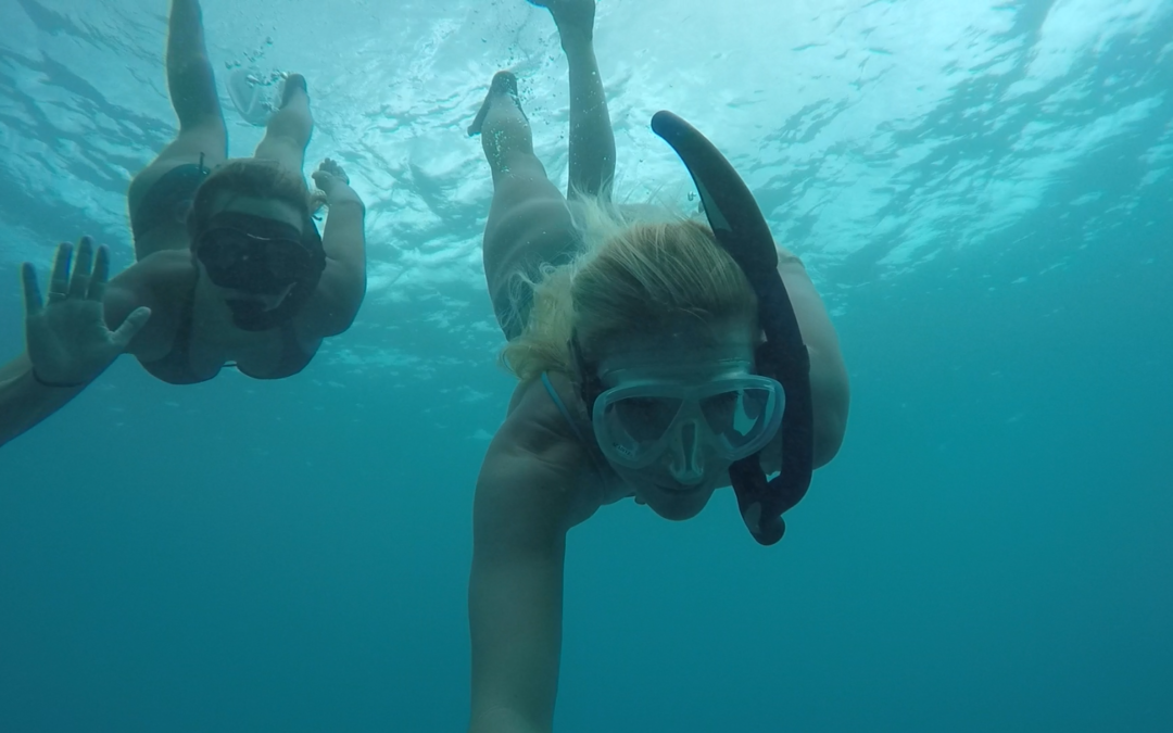 Snorkeling Should be at the Very Top of any Good List.