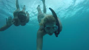 snorkeling should be at the top of any good list